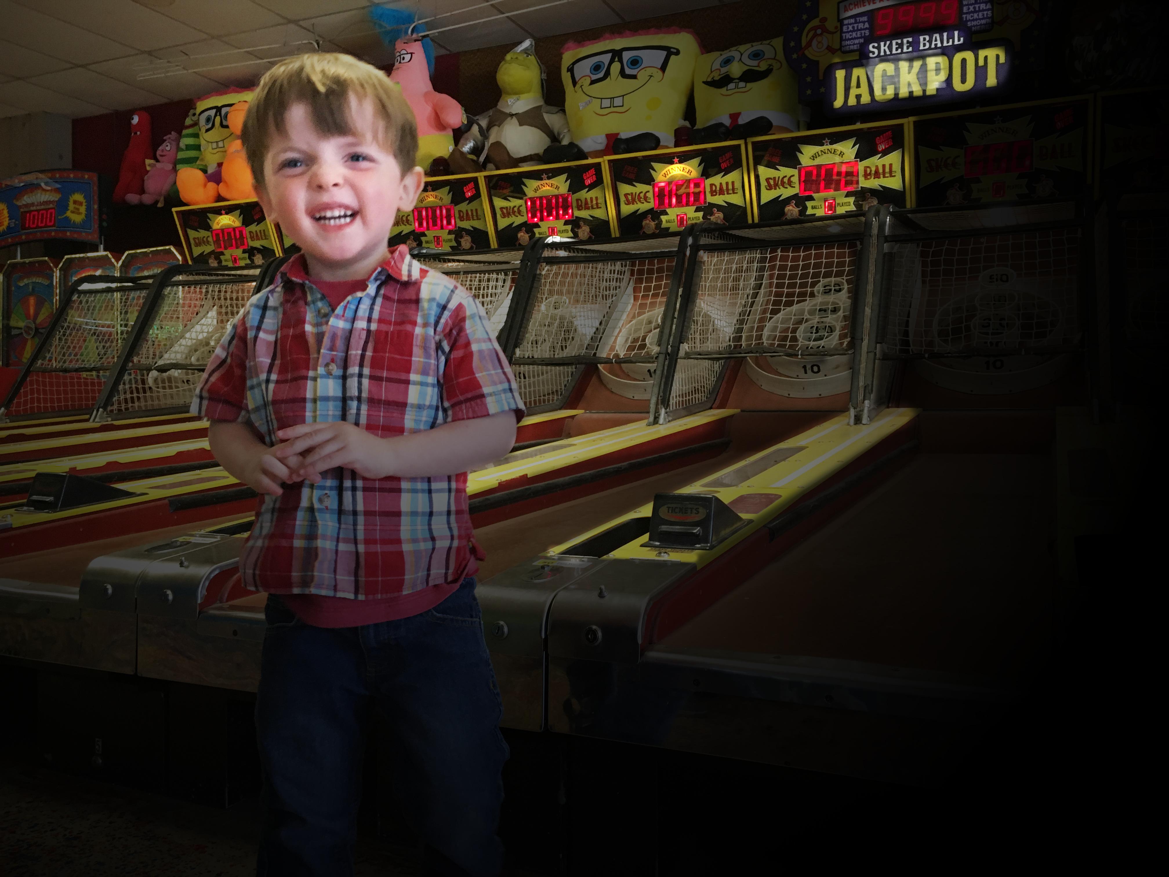 Lake George's Premier Arcade